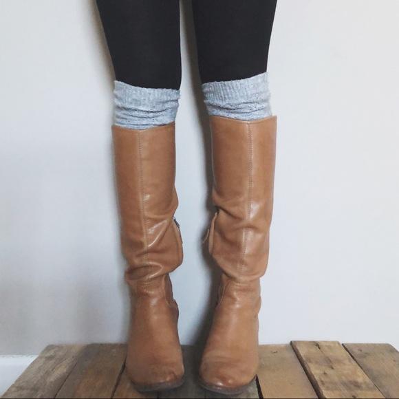 9ce206654 Sam Edelman Leather Boots 8.5  9. M 5c40f0f89fe486fbffadf864